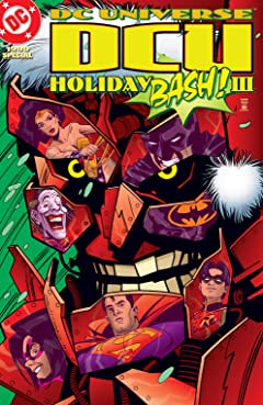 DCU Holiday Bash III (1998) No.1
