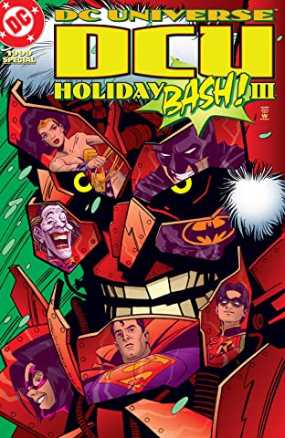 DCU Holiday Bash III (1998) #1