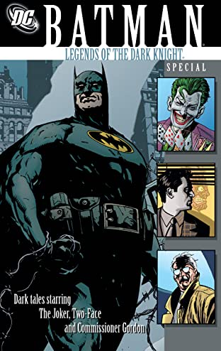 Legends of the Dark Knight Special (2010) #1