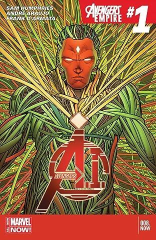 Avengers A.I. (2013-) No.8.NOW