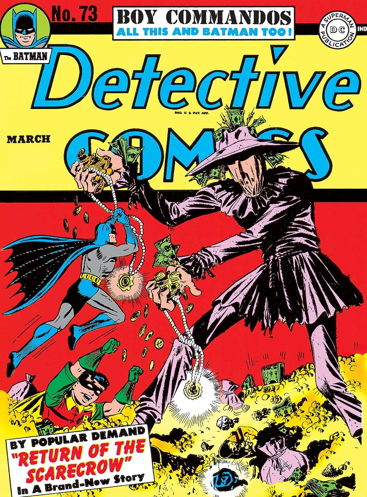 Detective Comics (1937-2011) #73