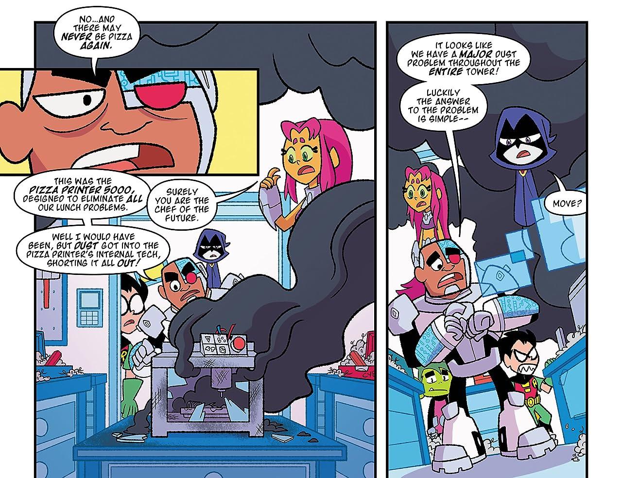 Teen Titans Go! (2013-) #54