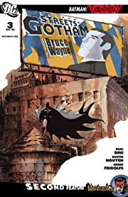 Batman: Streets of Gotham #3