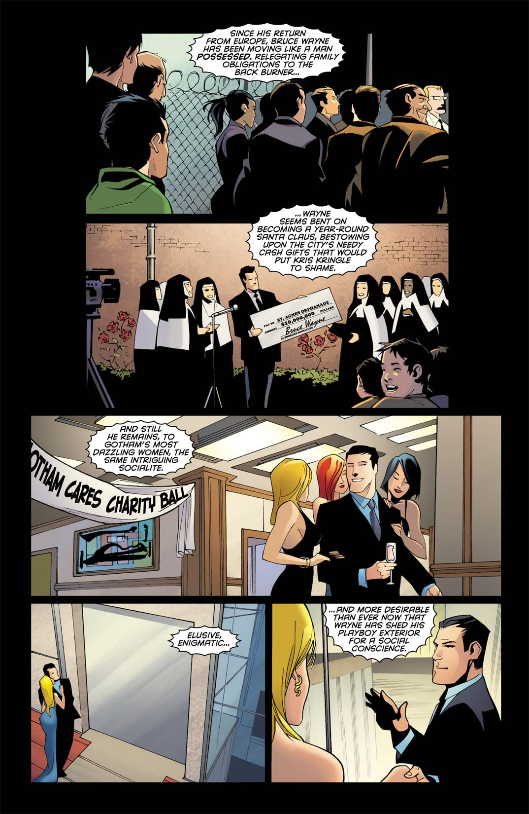 Batman: Streets of Gotham #3