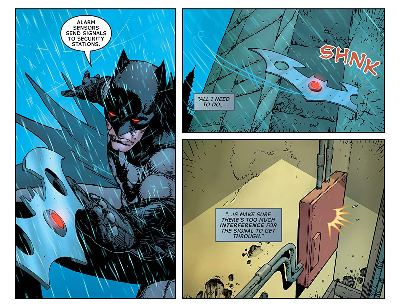 Batman: Sins of the Father (2018-) #5