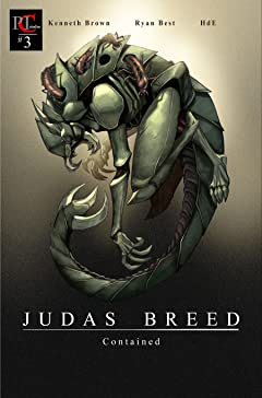 Judas Breed #3