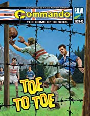 Commando #5107: Toe To Toe