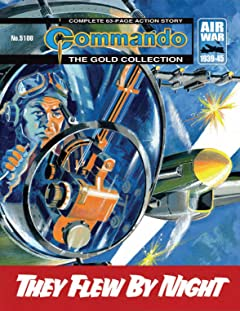Commando #5108: They Flew By Night