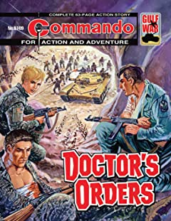 Commando #5109: Doctor's Orders
