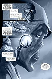 No'madd: The Cave of Broken Tombs #1 (of 3)