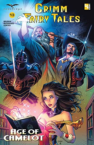 Grimm Fairy Tales (2016-) No.13