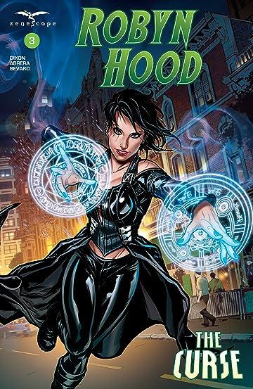 Robyn Hood: The Curse #3