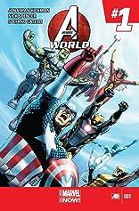 Avengers World (2014-) #1