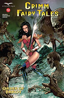 Grimm Fairy Tales (2016-) #12