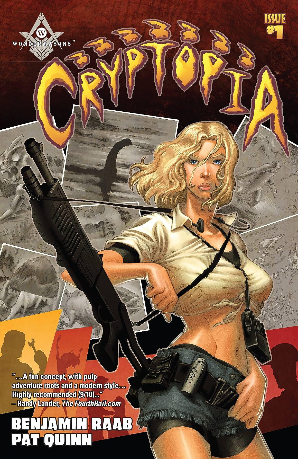 La copertina del n. 1