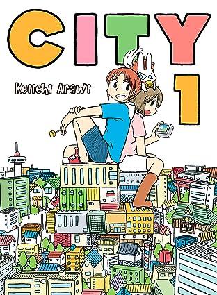 CITY Vol. 1