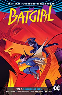 Batgirl (2016-) Tome 3: Summer of Lies