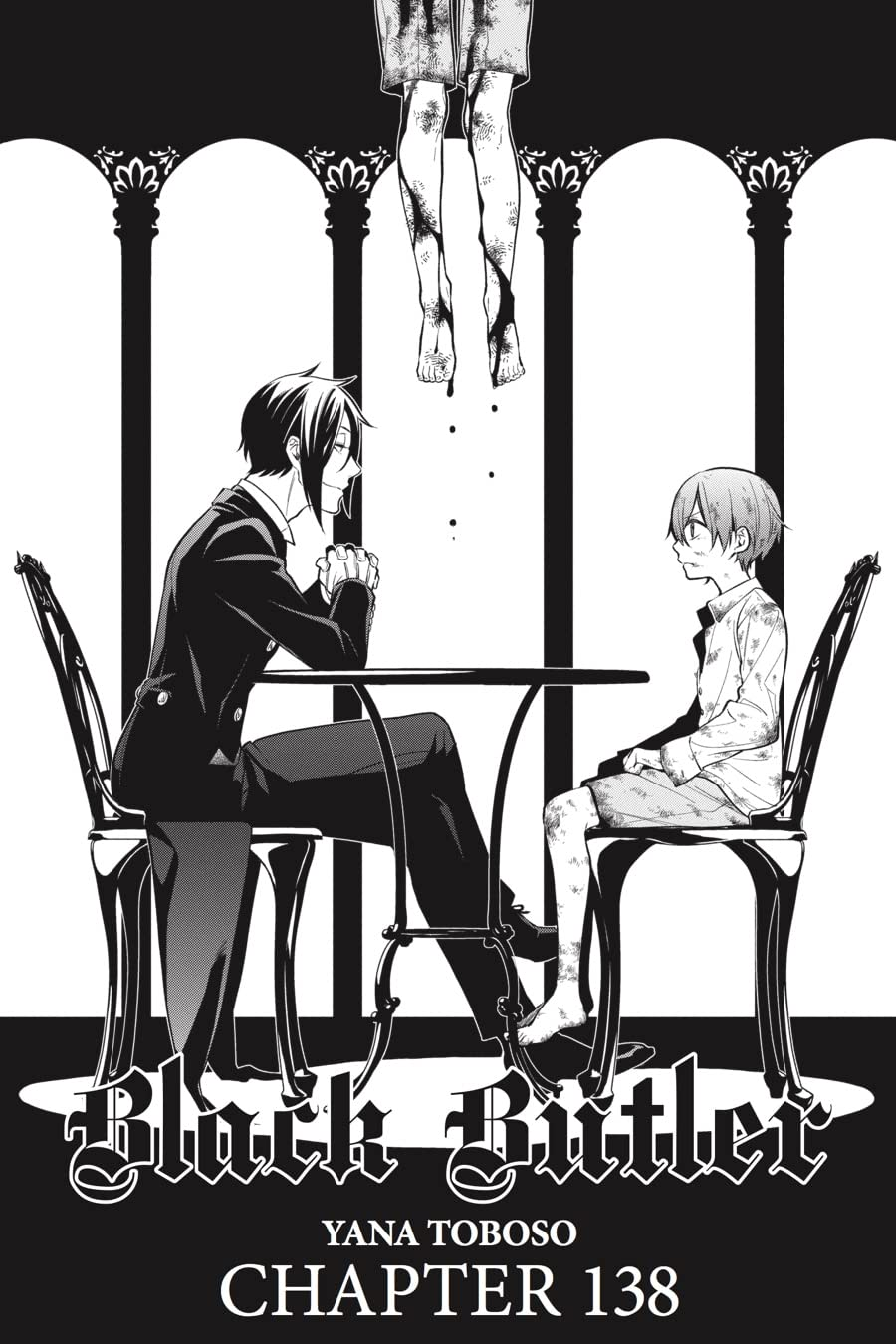 Black Butler #138