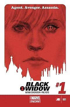 Black Widow (2014-2015) No.1