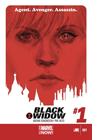 Black Widow (2014-2015) No.1