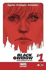 Black Widow (2014-) #1