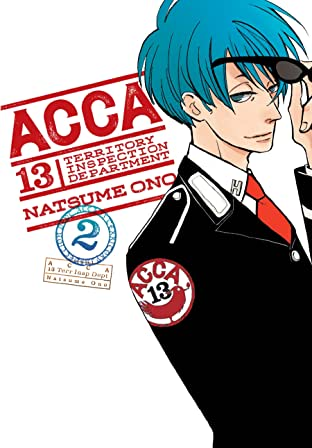 ACCA Tome 2: 13-Territory Inspection Department