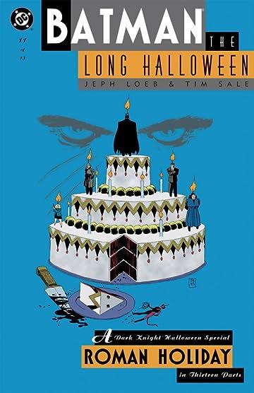 Batman: The Long Halloween #11