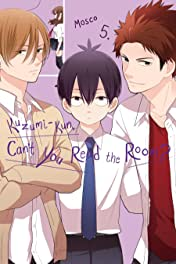 Kuzumi-kun, Can't You Read the Room? Vol. 5
