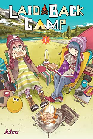 Laid-Back Camp Tome 1