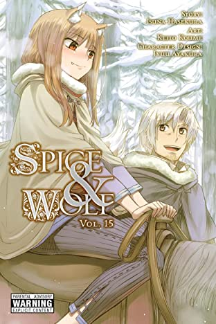 Spice and Wolf: 15