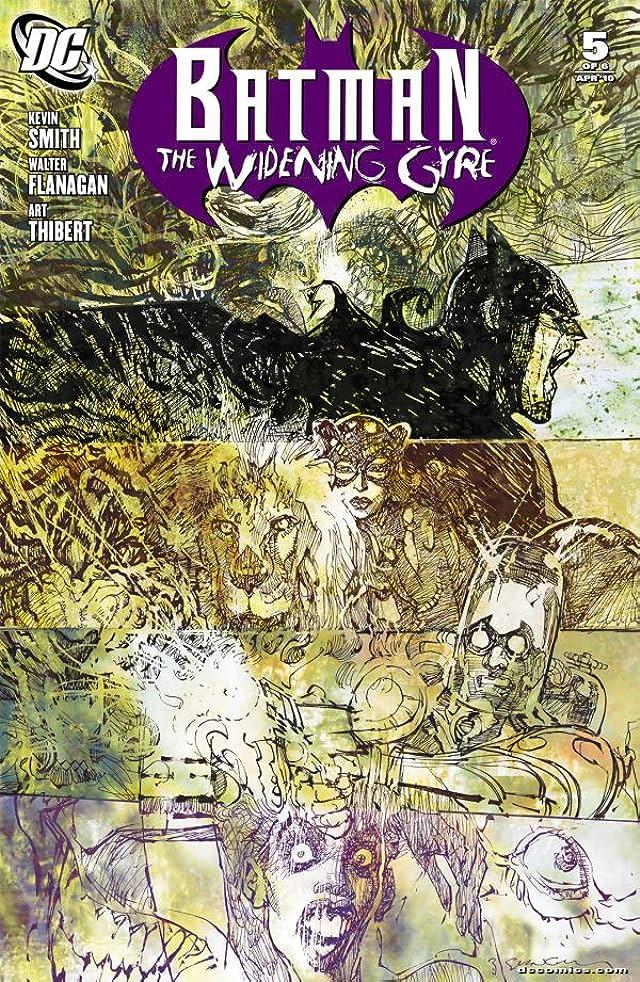 Batman: Widening Gyre #5