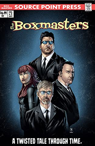 The Boxmasters Vol. 1: A Twisted Tale Through Time