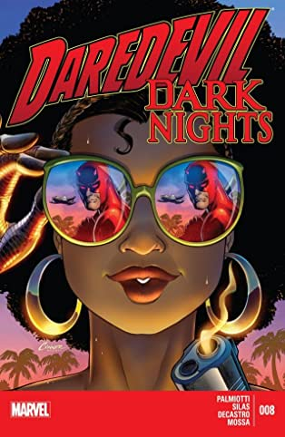 Daredevil: Dark Nights #8 (of 8)