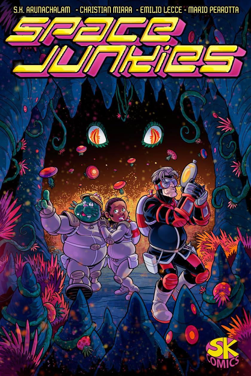 Space Junkies #5