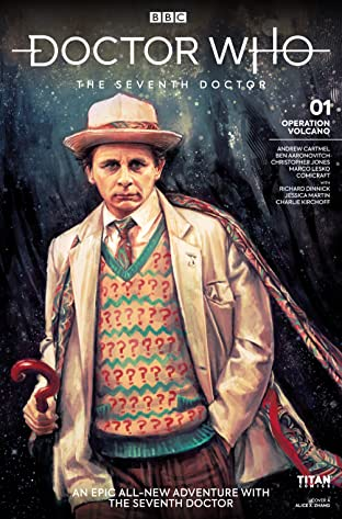 Doctor Who: The Seventh Doctor No.1: Operation Volcano