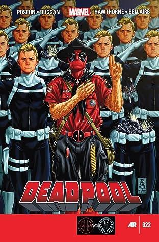Deadpool (2012-2015) No.22