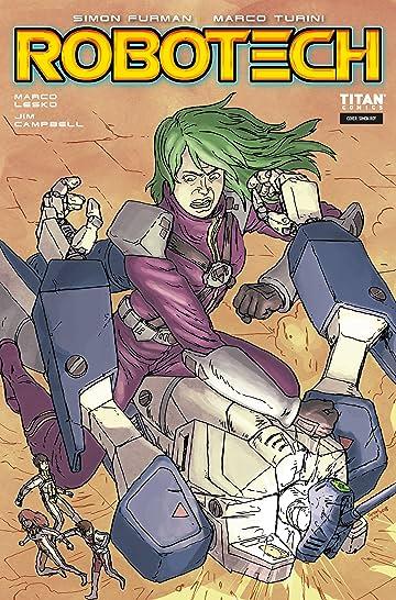 Robotech No.10