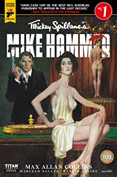 Mickey Spillane's Mike Hammer #1
