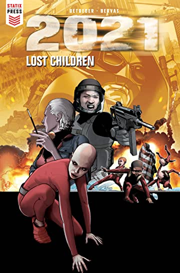 2021: Lost Children #2