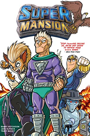 SuperMansion Vol. 1