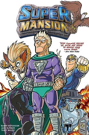 SuperMansion Vol. 1