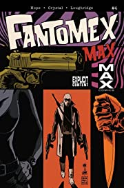 Fantomex Max #4 (of 4)