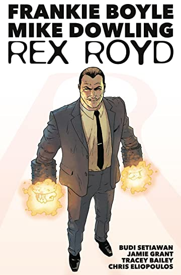 REX ROYD The Complete Collection