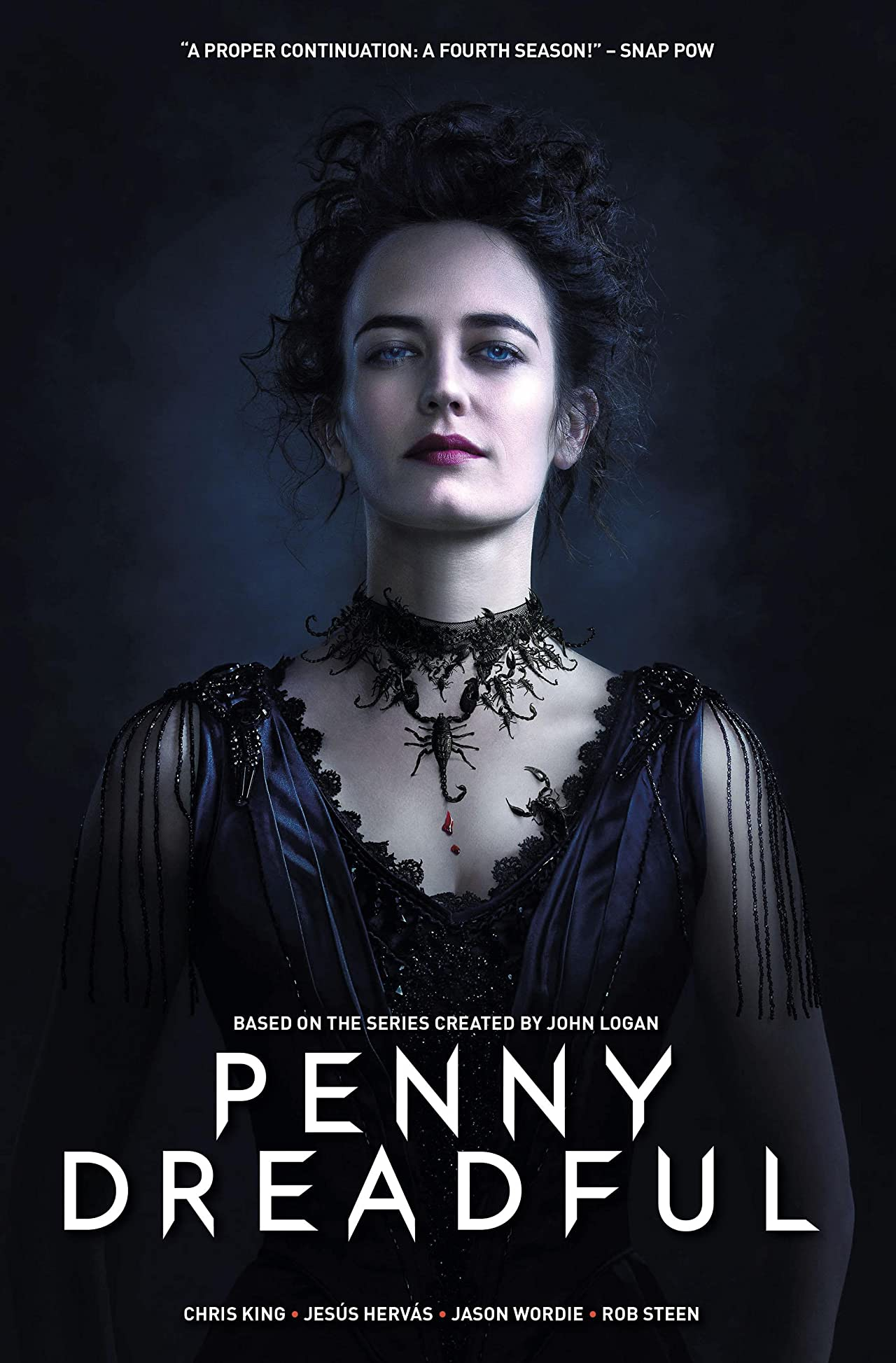 Penny Dreadful Vol. 4