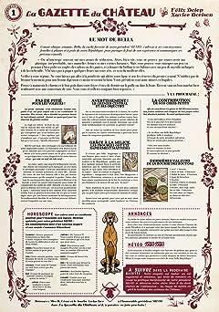 Le Château des animaux #1: La gazette du château