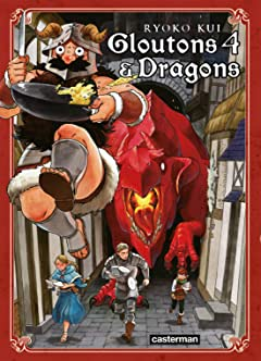 Gloutons et Dragons Vol. 4