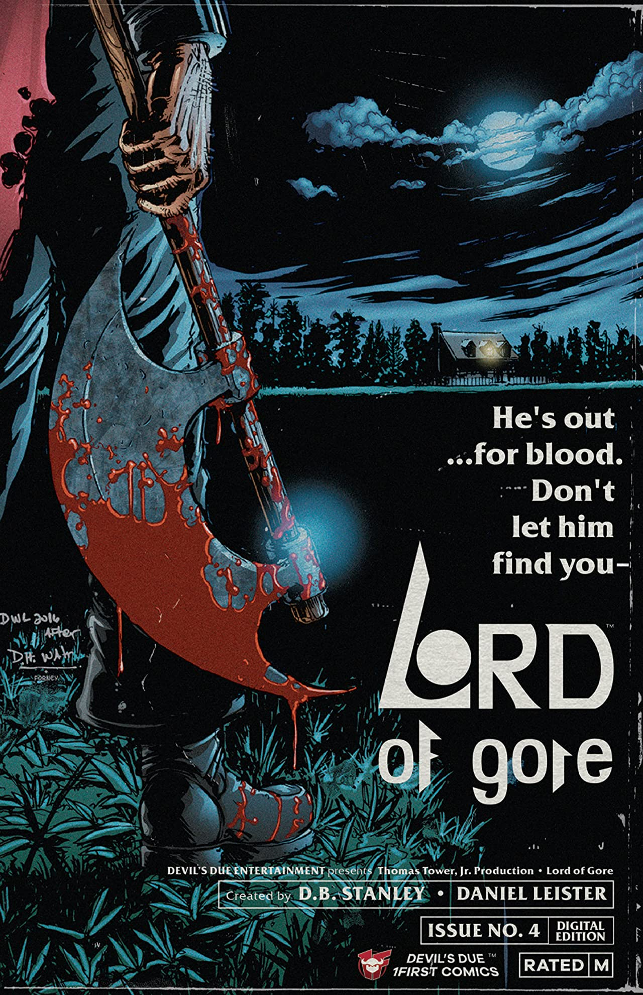 Lord of Gore #4