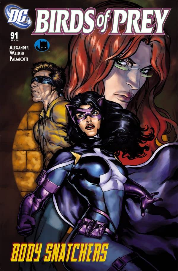 Birds of Prey (1999-2009) #91