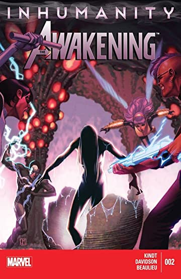 Inhumanity: Awakening #2 (of 2)