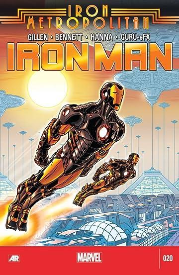 Iron Man (2012-2014) #20